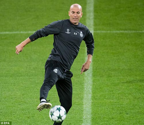 Chi tiết Dortmund – Real Madrid: Cú sút trái phá (KT) - 9
