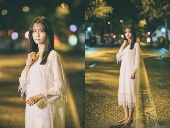 """""""Nữ thần sắc đẹp"""" YoonA xóa mác bình hoa di động - 1"""