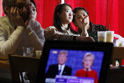 "Trung Quốc nổi bật trong cuộc ""khẩu chiến"" Trump-Clinton - 3"
