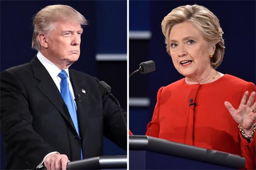 "Trung Quốc nổi bật trong cuộc ""khẩu chiến"" Trump-Clinton - 2"