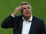 SỐC tuyển Anh: HLV Allardyce nguy cơ mất ghế sau 1 trận