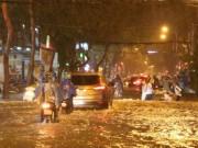 Tin tức trong ngày - Nơi nào ngập nặng nhất Sài Gòn, chiều qua?