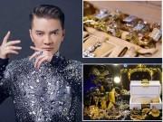 Ca nhạc - MTV - Choáng với tủ đồ kim cương của Đàm Vĩnh Hưng