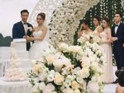 Hương Giang Idol bất ngờ bị lộ ảnh hôn lễ trên du thuyền
