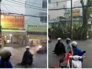 Tin tức trong ngày - Thực hư bé gái bị nước cuốn mất tích trên phố Sài Gòn