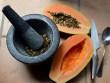 Chữa lành bệnh xơ gan, viêm khớp chỉ bằng 1 muỗng hạt đu đủ mỗi ngày