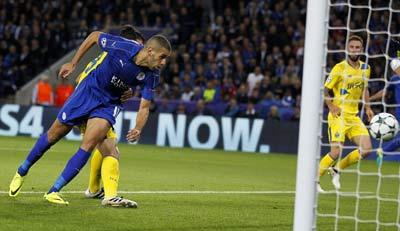 Chi tiết Leicester City - Porto: Phòng thủ kiên cường (KT) - 3