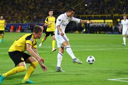 Dortmund – Real Madrid: Mãn nhãn 4 bàn thắng - 1
