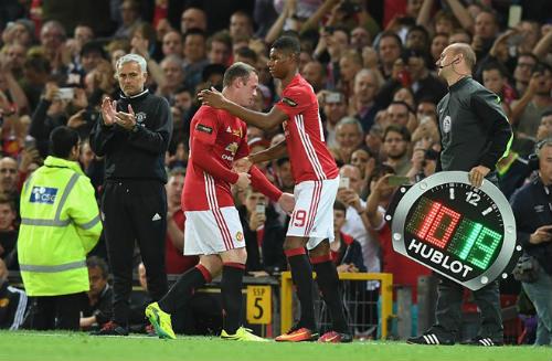 MU: Rashford - Rooney, viên gạch nối 2 thế hệ - 2