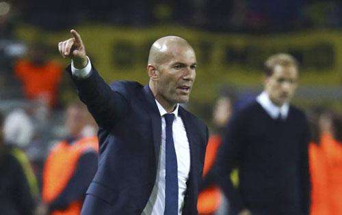 Sau 10 năm, Zidane tạo kỉ lục buồn khó tin với Real - 2