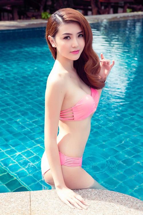 Giải đồng Siêu mẫu gây choáng ngợp với bikini gợi cảm - 7