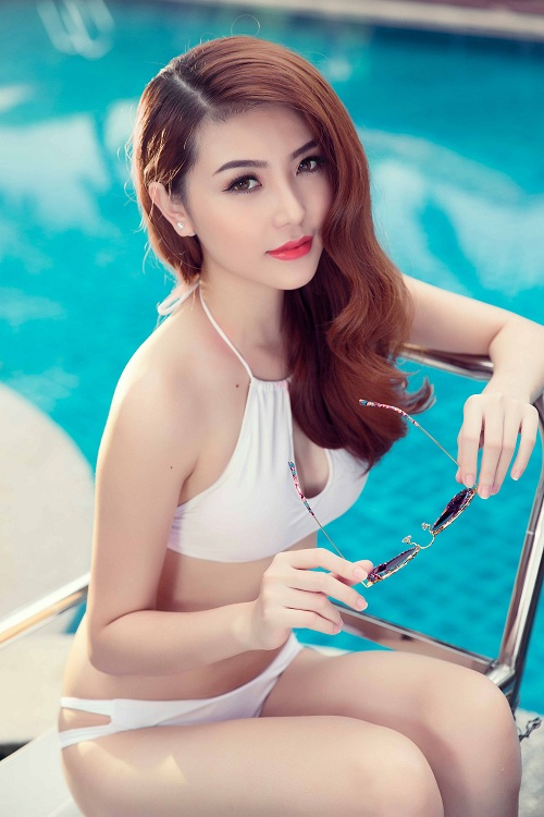 Giải đồng Siêu mẫu gây choáng ngợp với bikini gợi cảm - 10