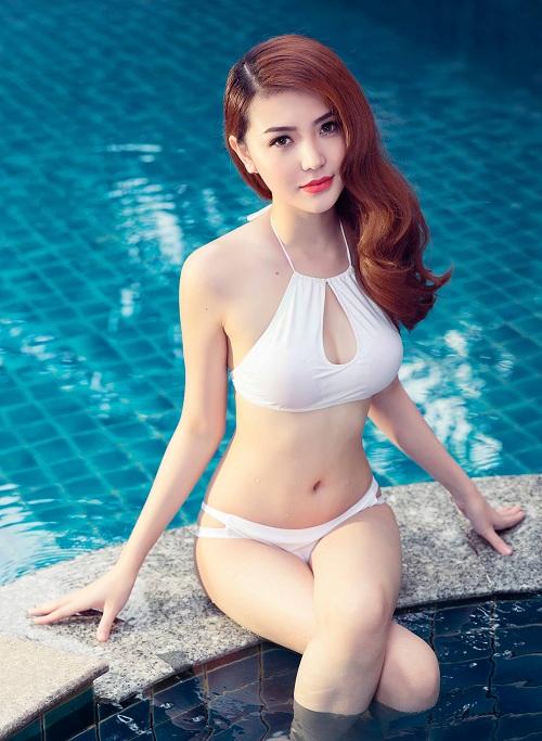 Giải đồng Siêu mẫu gây choáng ngợp với bikini gợi cảm - 12