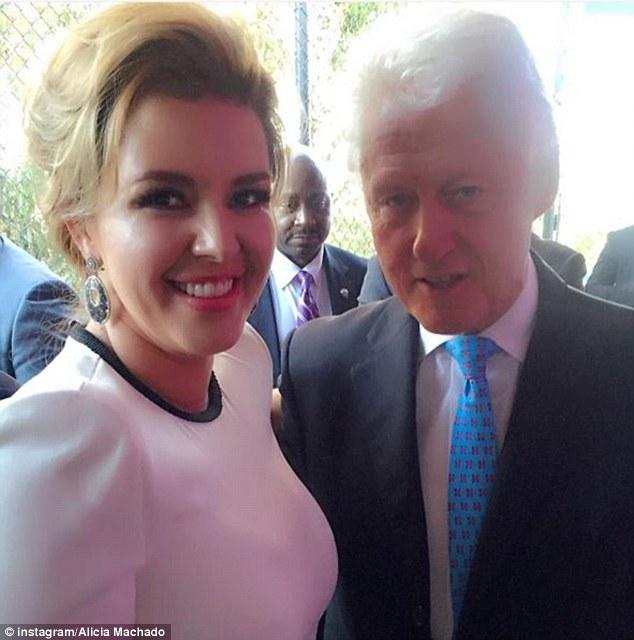 """Người đẹp bị Donald Trump gọi là """"Hoa hậu Lợn"""" là ai? - 9"""