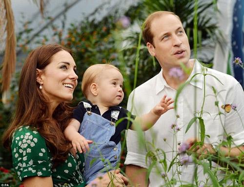 Phát cuồng vì hoàng tử bé sành điệu nhất thế giới - 4