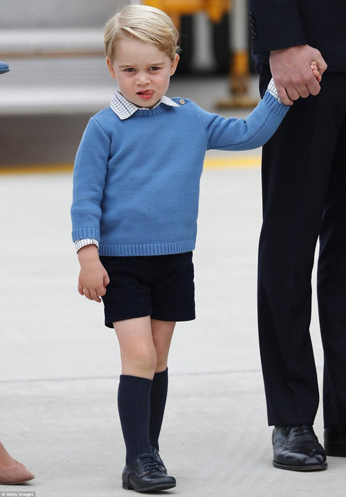 Phát cuồng vì hoàng tử bé sành điệu nhất thế giới - 2