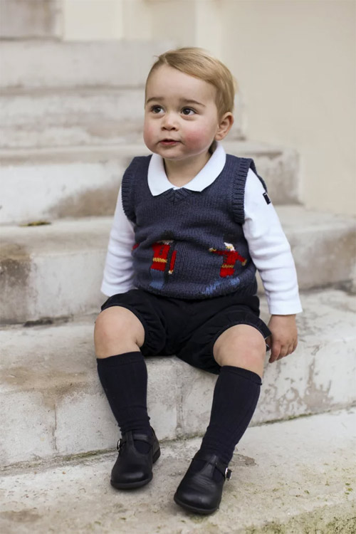 Phát cuồng vì hoàng tử bé sành điệu nhất thế giới - 6