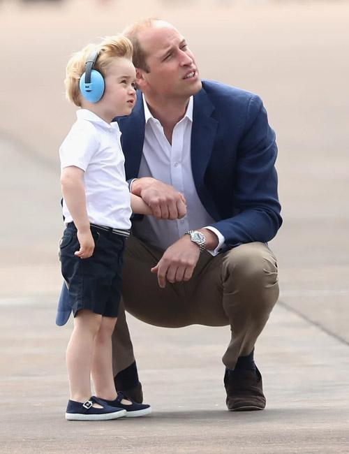 Phát cuồng vì hoàng tử bé sành điệu nhất thế giới - 7