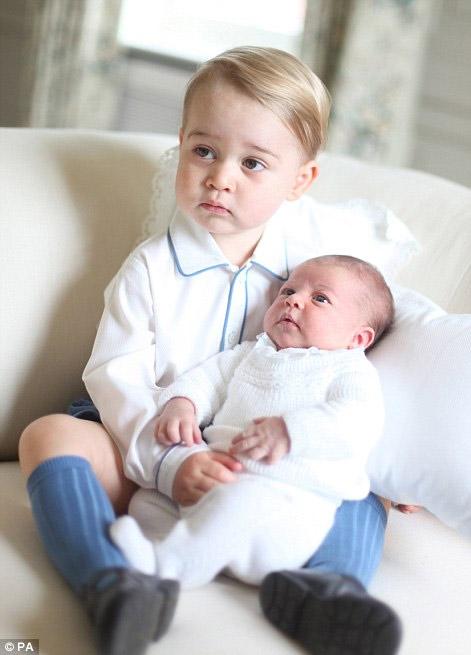 Phát cuồng vì hoàng tử bé sành điệu nhất thế giới - 9