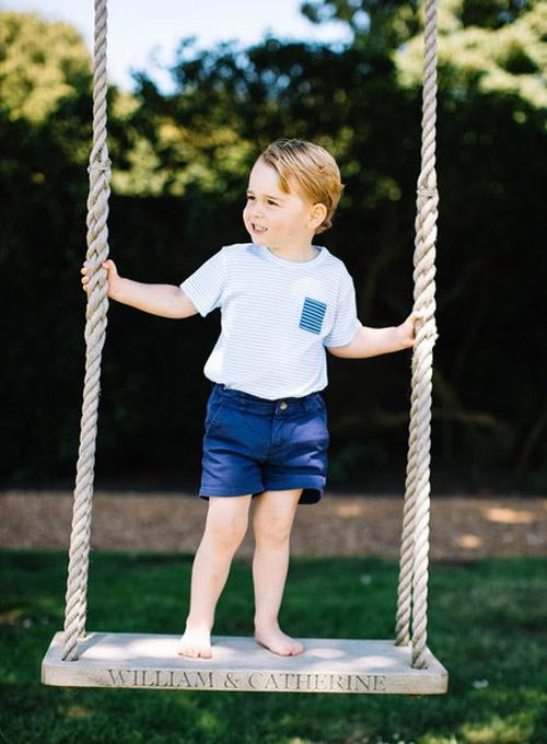 Phát cuồng vì hoàng tử bé sành điệu nhất thế giới - 12