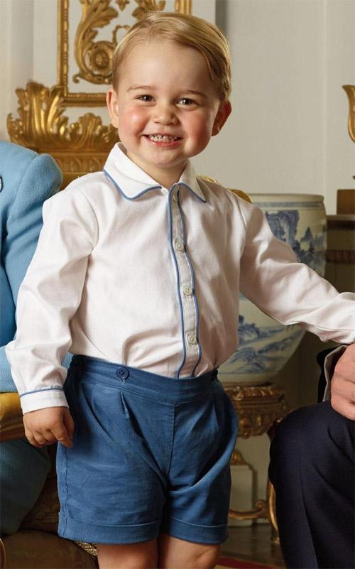 Phát cuồng vì hoàng tử bé sành điệu nhất thế giới - 11