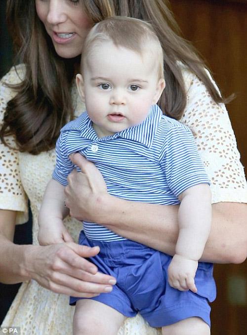 Phát cuồng vì hoàng tử bé sành điệu nhất thế giới - 15