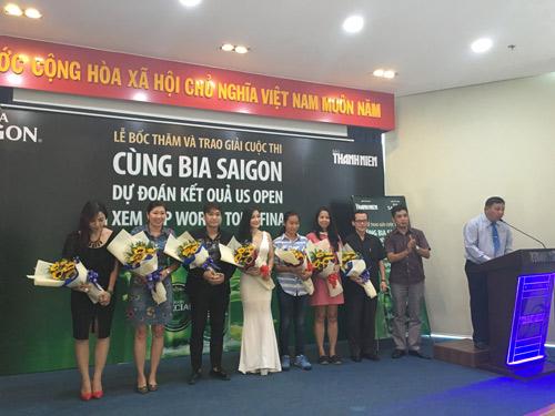 Cùng Bia Saigon dự đoán kết quả US Open đi xem World Tour Finals - 1