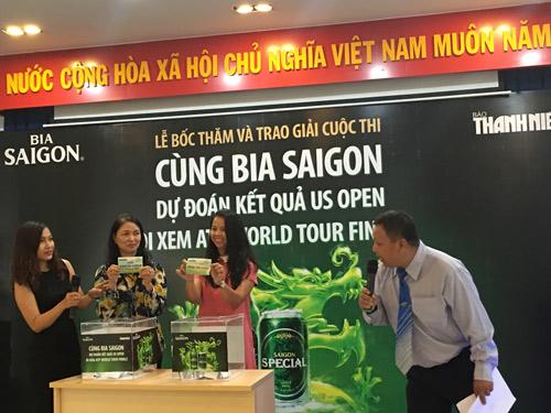 Cùng Bia Saigon dự đoán kết quả US Open đi xem World Tour Finals - 2