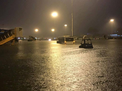 TPHCM: Từ nay đến cuối năm sẽ còn nhiều cơn mưa lớn - 1