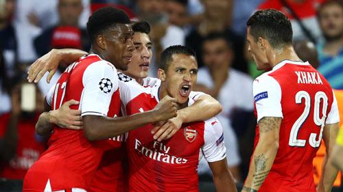 Arsenal - Basel:  Lời hứa của Wenger - 1