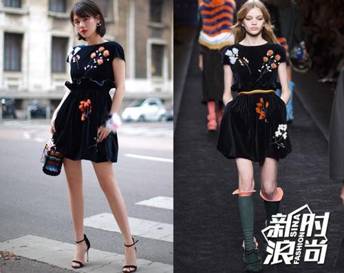 Dàn sao châu Á hội tụ nhan sắc tại Milan Fashion Week - 3