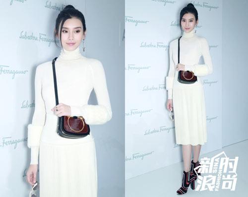 Dàn sao châu Á hội tụ nhan sắc tại Milan Fashion Week - 7