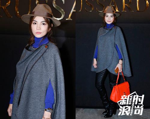 Dàn sao châu Á hội tụ nhan sắc tại Milan Fashion Week - 12