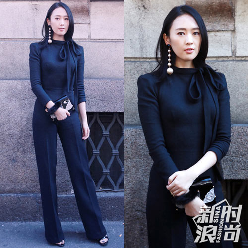 Dàn sao châu Á hội tụ nhan sắc tại Milan Fashion Week - 11