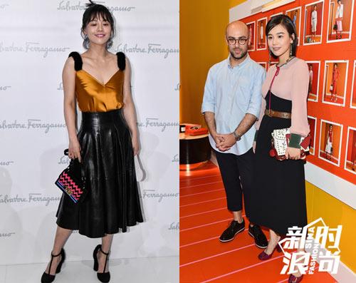 Dàn sao châu Á hội tụ nhan sắc tại Milan Fashion Week - 6