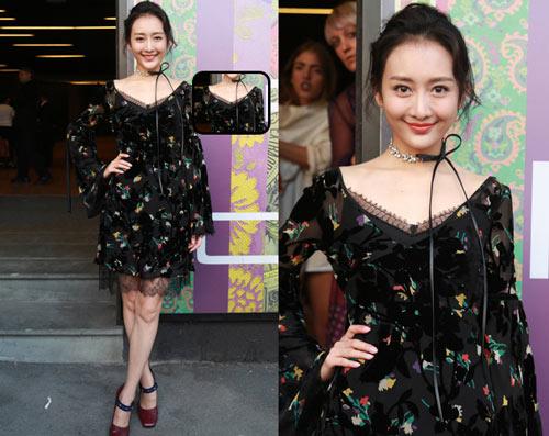Dàn sao châu Á hội tụ nhan sắc tại Milan Fashion Week - 9