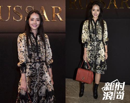 Dàn sao châu Á hội tụ nhan sắc tại Milan Fashion Week - 13
