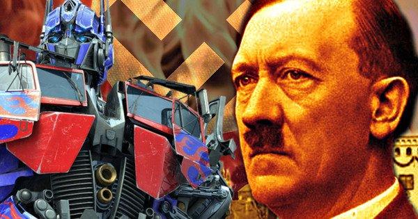 """""""Transformer 5"""" gây bão vì hình ảnh Hitler và Đức quốc xã - 2"""