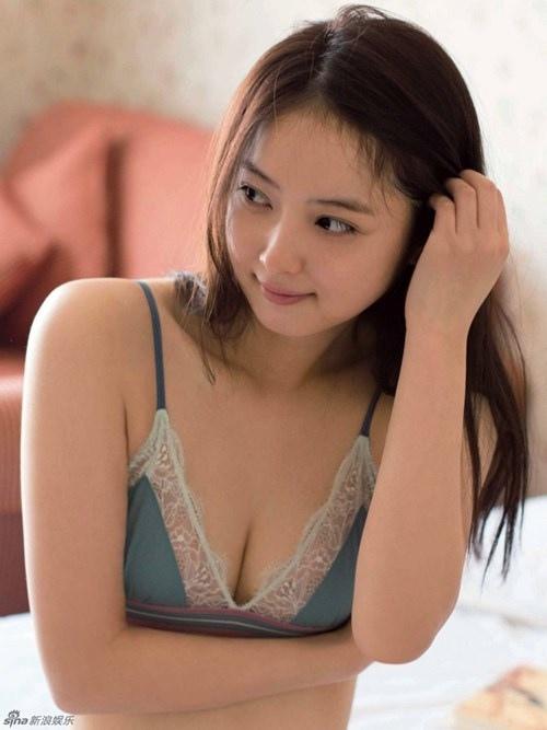 Ngất ngây với vẻ sexy của mỹ nhân đẹp nhất Nhật Bản - 1