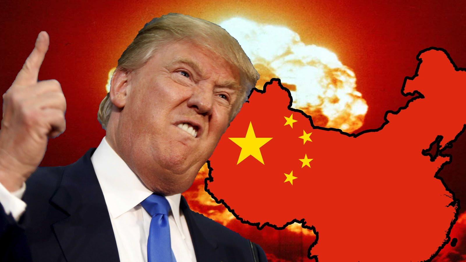 """Donald Trump """"xúi giục"""" Trung Quốc tấn công Triều Tiên? - 1"""