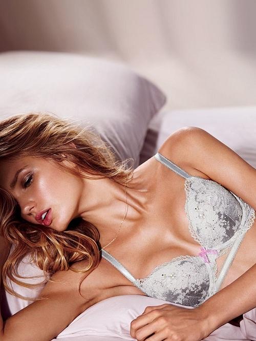 Tập gì để ngực nở, eo thon như thiên thần Victoria's Secret? - 8
