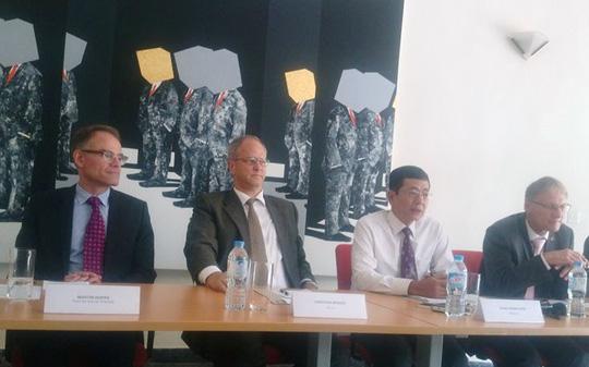 Đại sứ quán Đức trả lời câu hỏi về ông Trịnh Xuân Thanh - 1