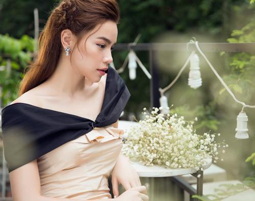 """Ngắm Hồ Ngọc Hà """"đẹp từng centimet"""" ngày trở lại - 1"""