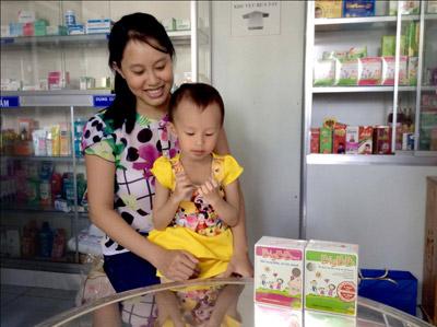 Tâm đắc cách mẹ Dược sĩ trị con ho, sổ mũi không kháng sinh - 3