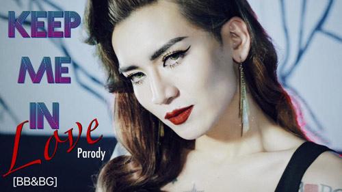 """Hồ Ngọc Hà """"khóc thét"""" vì bản cover MV siêu hài - 8"""