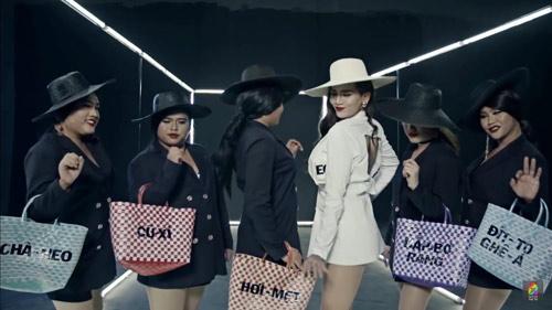 """Hồ Ngọc Hà """"khóc thét"""" vì bản cover MV siêu hài - 4"""