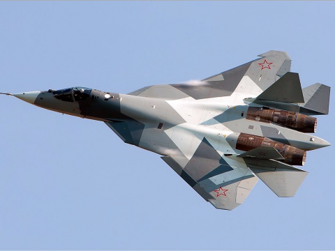 """Phi công Mỹ: F-35 """"xơi tái"""" chiến đấu cơ Nga, Trung Quốc - 2"""