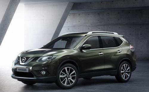 Nissan trình làng mẫu X-Trail thế hệ thứ 3: Sang trọng và mạnh mẽ - 3