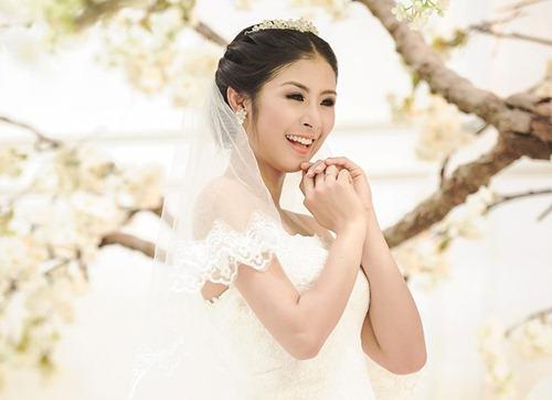 Hoa hậu Ngọc Hân phủ nhận tin đồn kết hôn - 2