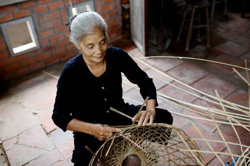 """Đắm say """"nét xưa"""" của làng nghề trăm tuổi Phú Lễ - 3"""